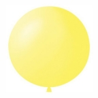 Шар 1 метр Желтый