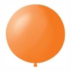 Шар 1 метр Оранжевый