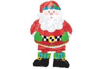 А ХОД/P75 Санта в сапогах (ходячая фигура)