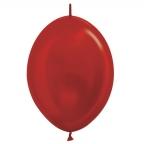 S Линколун Метал Красный / Red