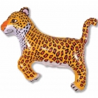 Леопард черный