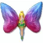 Девочка-бабочка