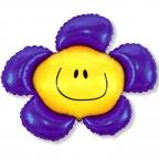 Цветочек фиолетовый