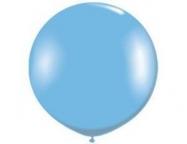 Шар 1 метр пастель Голубой