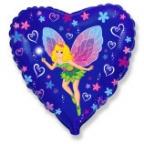 Сердце / Девочка-Бабочка