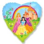 Сердце / Замок Принцессы