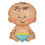 Шар Малыш в памперсе