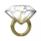 П ФИГУРА 5 Кольцо с бриллиантом