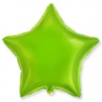 Звезда Металлик Лайм / Lime Green