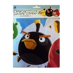 Шар Скатерть п/э Angry Birds 140х180 см/уп