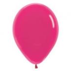 Шар Колумбия Кристал Тёмно Розовый / Fuchsia
