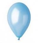 Шар Италия Металлик Голубой / Light Blue R-035