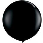 Шар 1 метр Черный