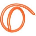 Шар ШДМ Пастель Оранжевый / Orange
