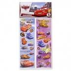 Шар Наклейка Disney Тачки 8 листов
