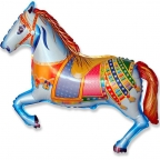 Шар Лошадь кружева