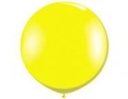 Шар 1 метр пастель Желтый