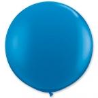 Шар 1 метр пастель Синий