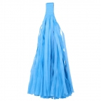 Помпон-кисточка Синий 10 листов