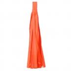 Помпон-кисточка Оранжевый 10 листов
