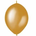 Шар Линколун Металлик Золото / Gold