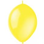 Шар Линколун Декоратор Желтый / Yellow