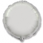 Шар Круг Серебро / Silver