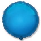 Шар Круг Синий / Blue