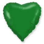 Шар Сердце Зелёный / Green