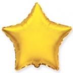 Шар Звезда Золото / Gold