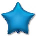 Шар Звезда Синий / Blue