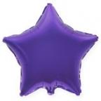 Шар Звезда Фиолетовый / Violet