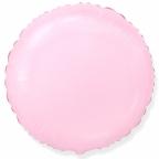 Шар Круг Розовый / Rnd Pink baby