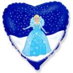 Шар Сердце / Снежная королева