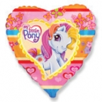 Шар Сердце / Моя маленькая лошадка
