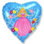 Шар Сердце / Принцесса