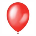 Шар Металлик Красный / Cherry Red