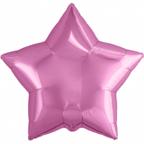 """Шар Р Звезда 18""""/46см Розовый фламинго"""