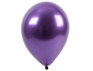 "Шар Q 11"" Хром Фиолетовый / Purple"