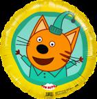 Шар Круг /Три кота, Компот, Желтый