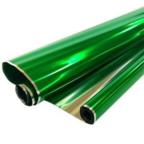Пленка Металл Зеленая 190г 40мкм / рулон