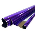 Пленка Металл Фиолетовая 190г 40мкм / рулон