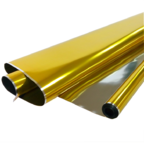 Пленка Металл Золото 190г 40мкм / рулон