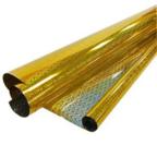Пленка Голография Золото 190гр 40мкм / рулон